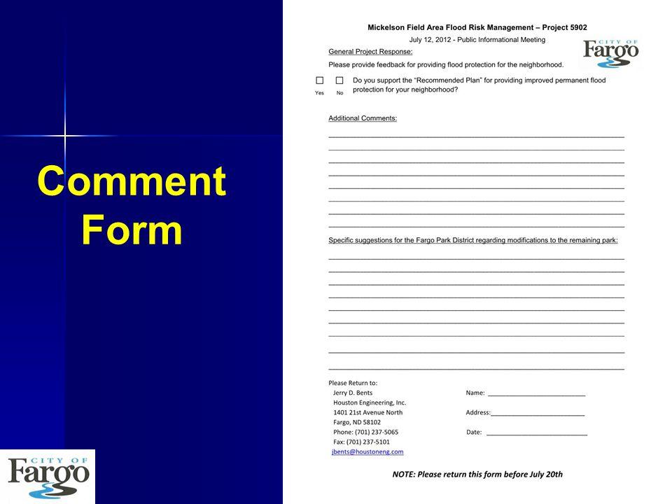 Comment Form