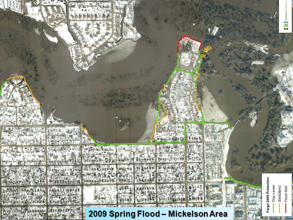 River Stage 42.5ft Assessment of Flood Risk USACE Recent Evaluation – 1% Flood in Fargo is 42.4?