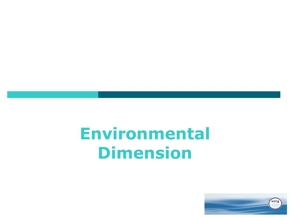 Environmental Dimension
