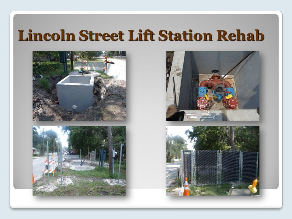 Lincoln Street Lift Station Rehab