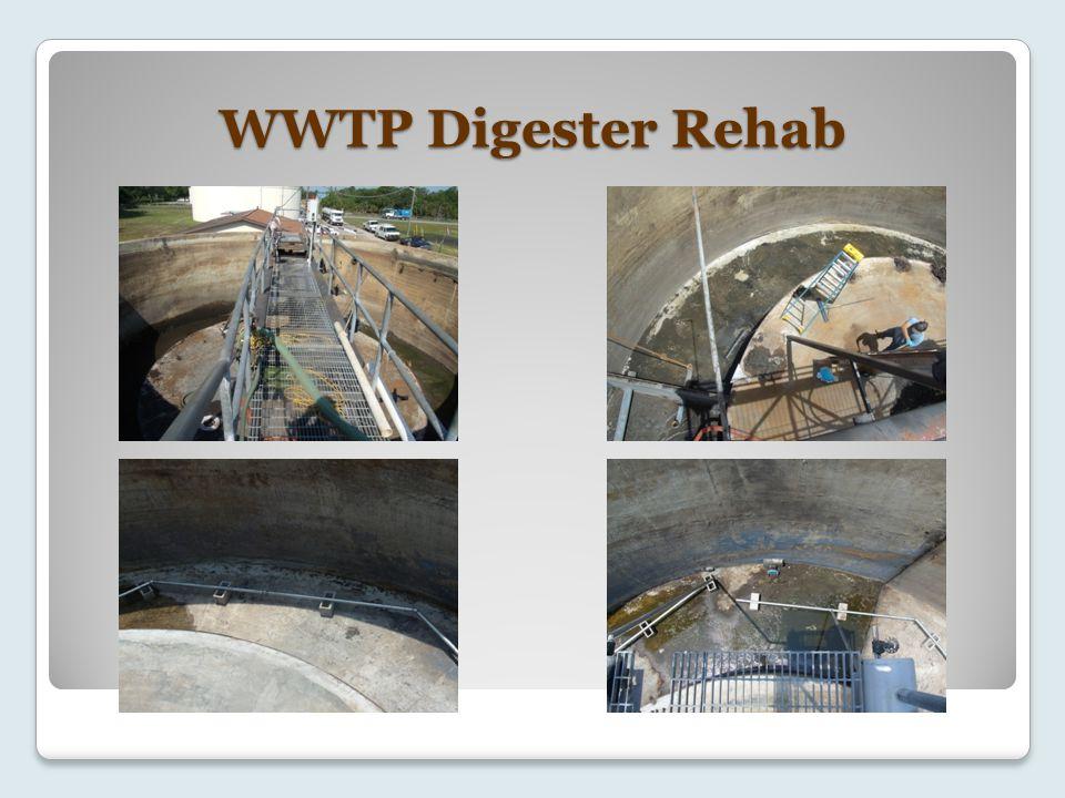 WWTP Digester Rehab