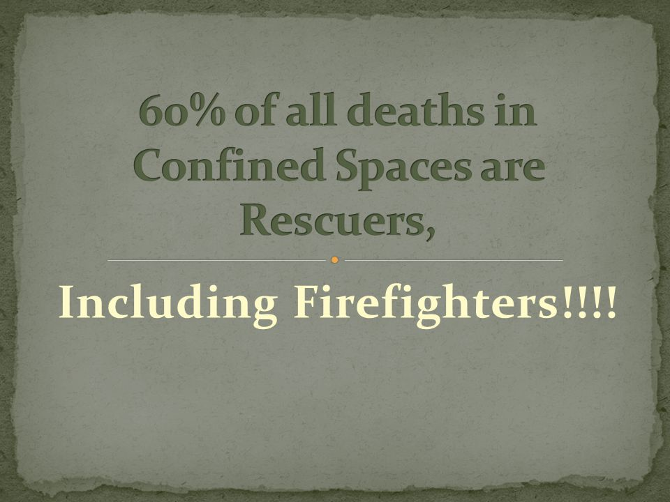 Including Firefighters!!!!