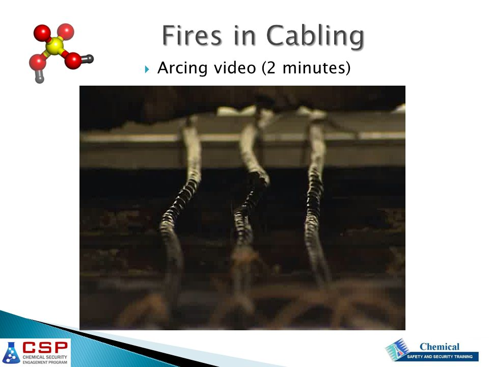  Arcing video (2 minutes)