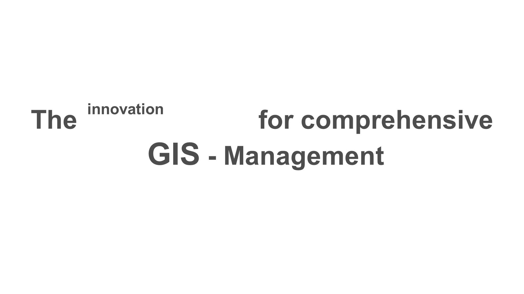 SFC solutions for GIS network register Sewer systems Wastewater treatment plants GISBERT