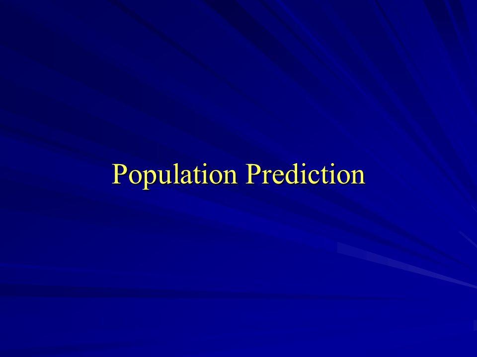 Population Prediction