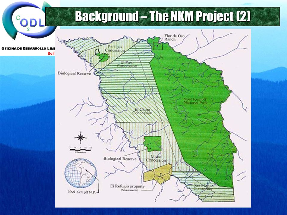 Background – The NKM Project (2)