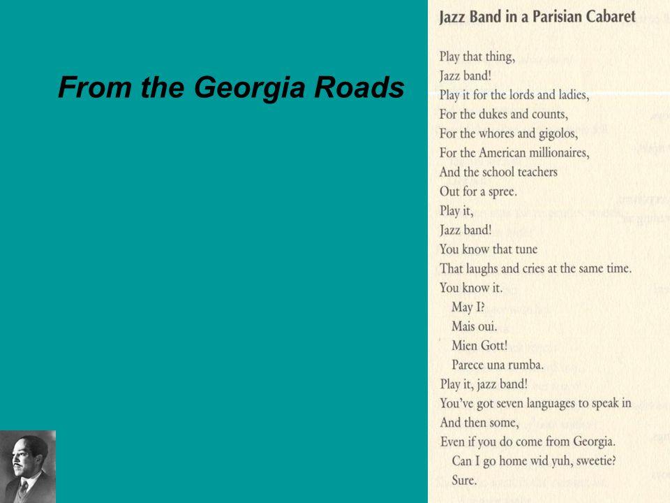 From the Georgia Roads