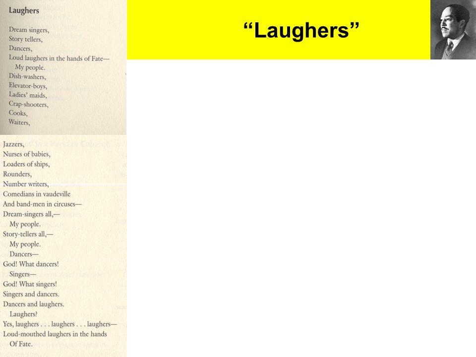 """Laughers"""