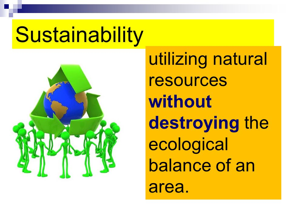 How can you lessen your Ecological Footprint and achieve a sustainable development.