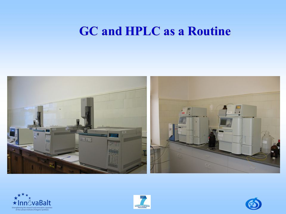 GC and HPLC as a Routine