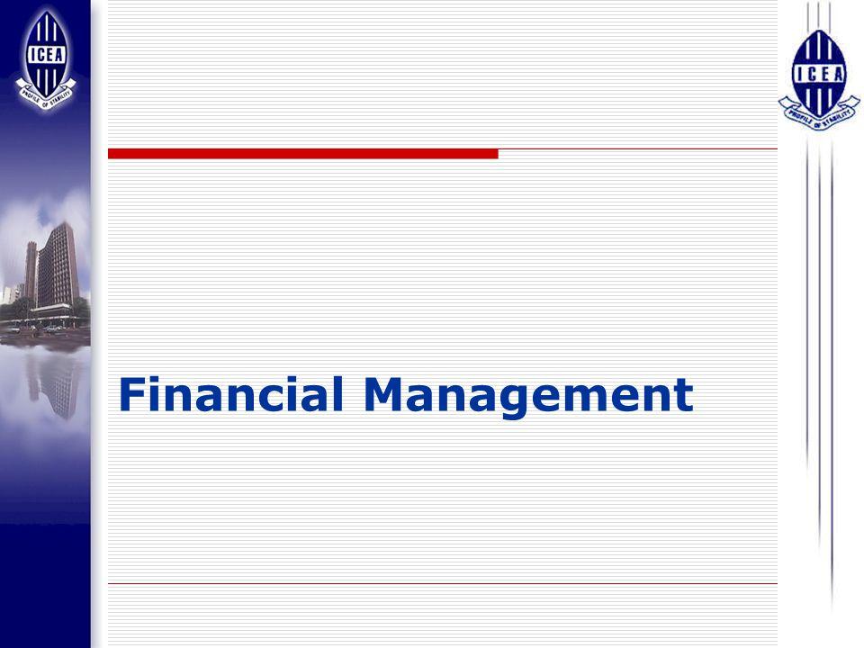 5 Financial Management