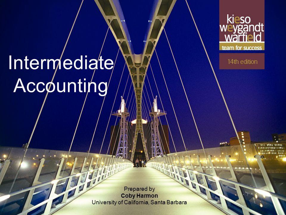6-1 Prepared by Coby Harmon University of California, Santa Barbara Intermediate Accounting
