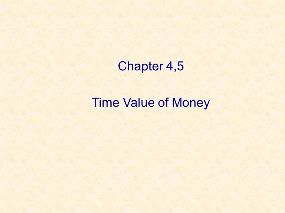 Future Value of an Ordinary Annuity Annuity = Equal Annual Series of Cash Flows Example: How much will your deposits grow to if you deposit $100 at the end of each year at 5% interest for three years.