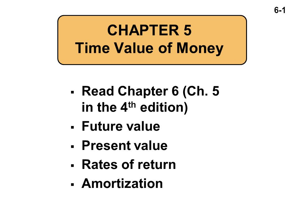 6-62 Step 2: Find interest charge for Year 1.INT t = Beg bal t (i) INT 1 = 1000(0.10)=$100.