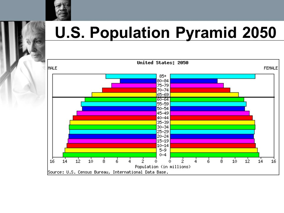 U.S. Population Pyramid 2050
