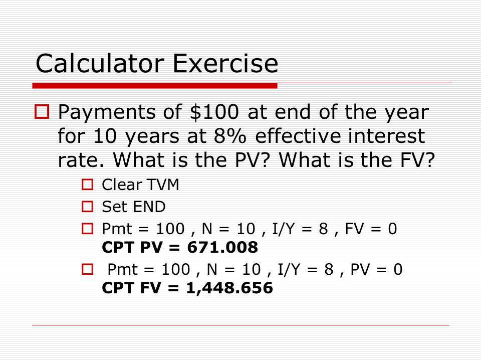 Exercise #2  You want to retire at 62 with $1 million in you IRA.