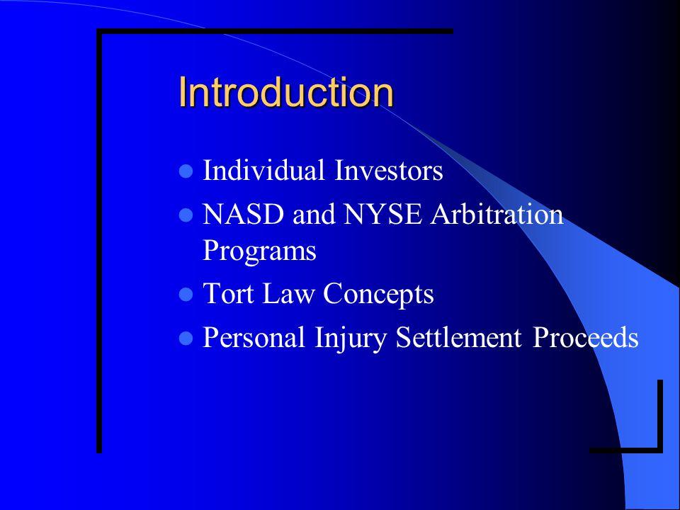 Mr.and Mrs. Jones Prior Investment Experience – U.S.