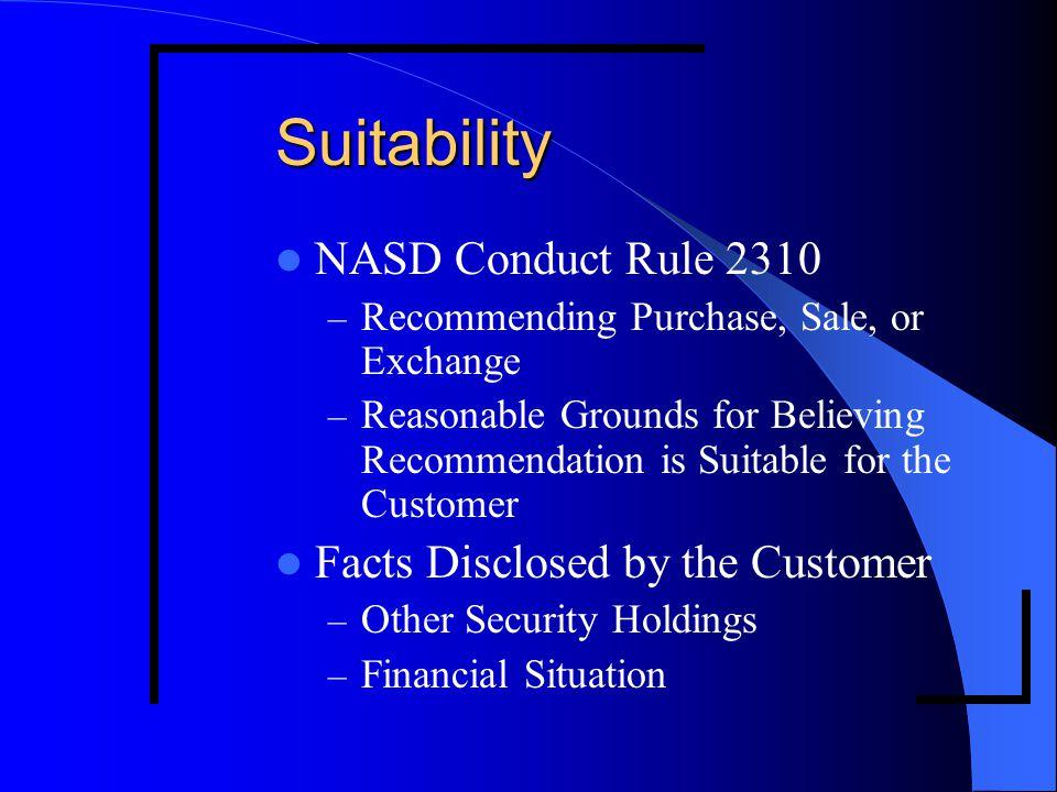 Investment Objectives RiskTolerance &