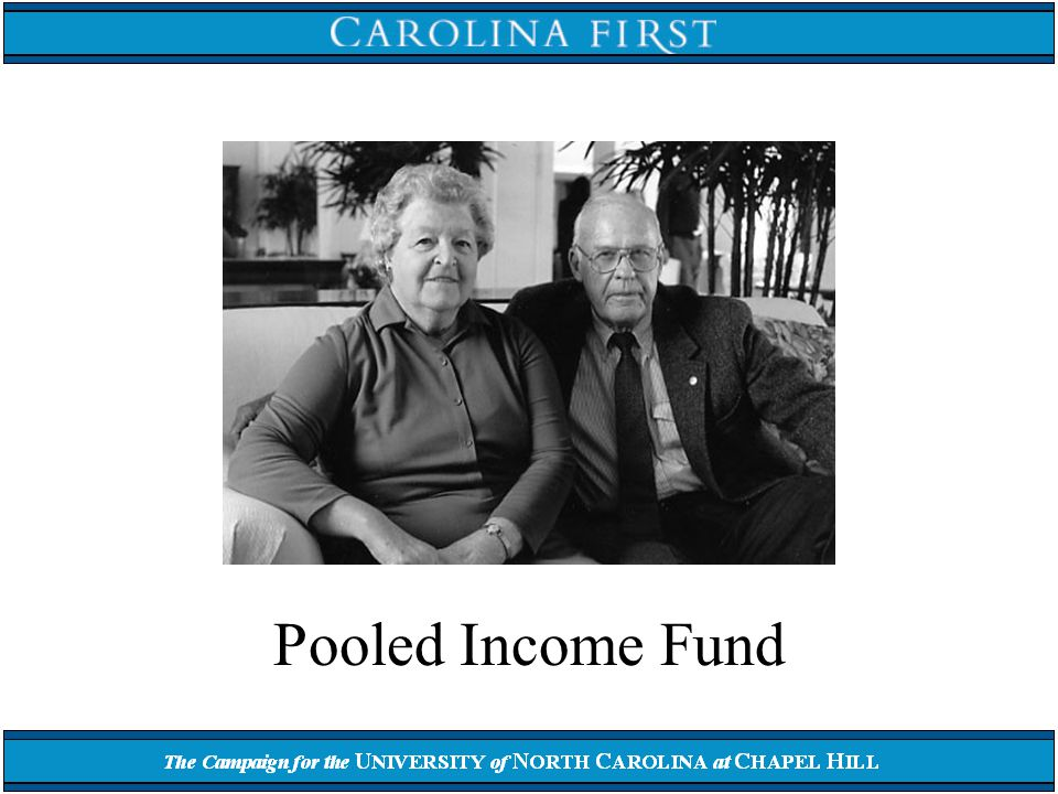 Pooled Income Fund