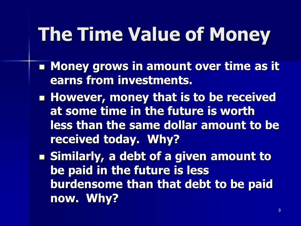 24 Future Value of an Annuity Due $100(1.08) 2 $100(1.08) 1 $100(1.08) 3 $108 $116.64 $125.97 $350.61 0 1 2 3 $100 You deposit $100 each year (beginning of year) into a savings account.
