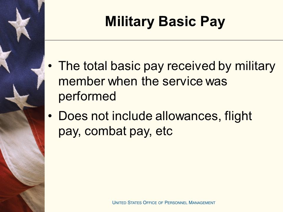 Eligibility to Make a Military Deposit 2