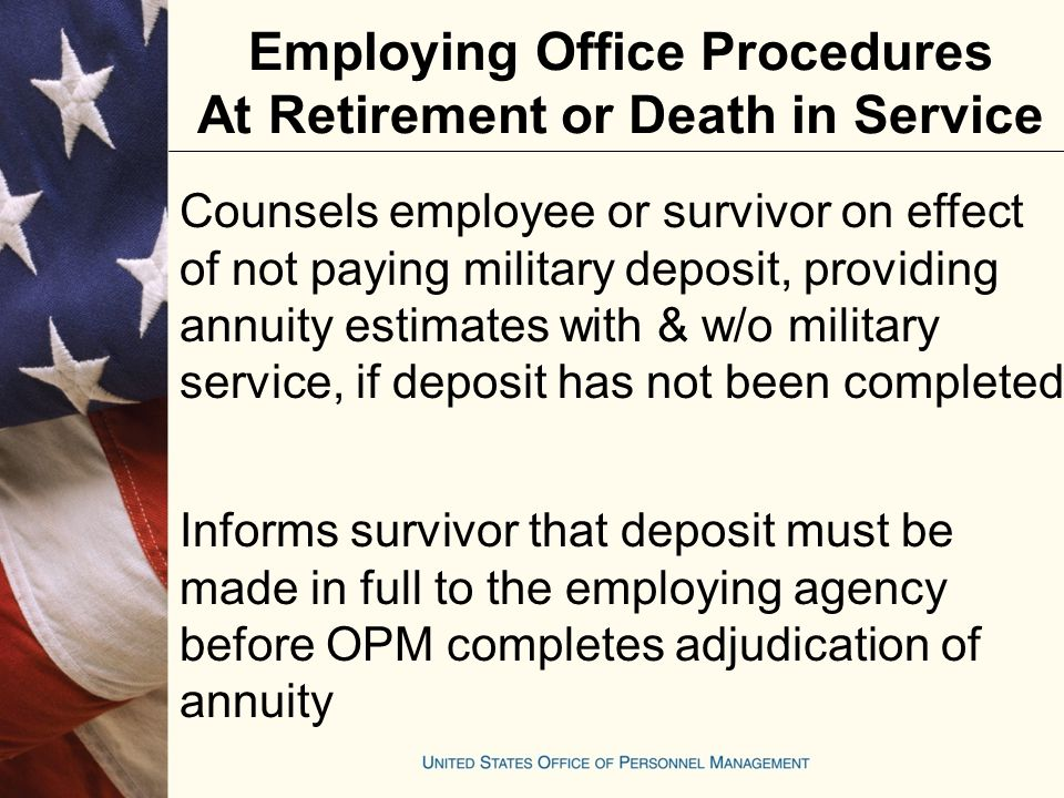 Documentation of military basic pay to agency Estimated earnings or Actual pay records from the military service Documentation of Military Earnings Employee provides: