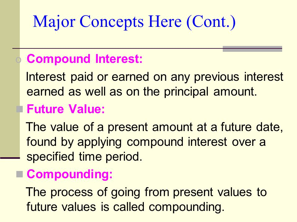 Example for Annuity (cont.) Example-5: (P.