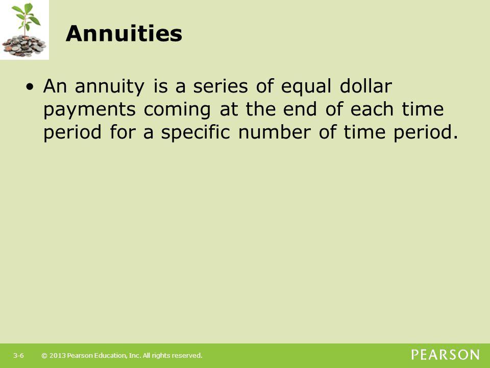 © 2013 Pearson Education, Inc.