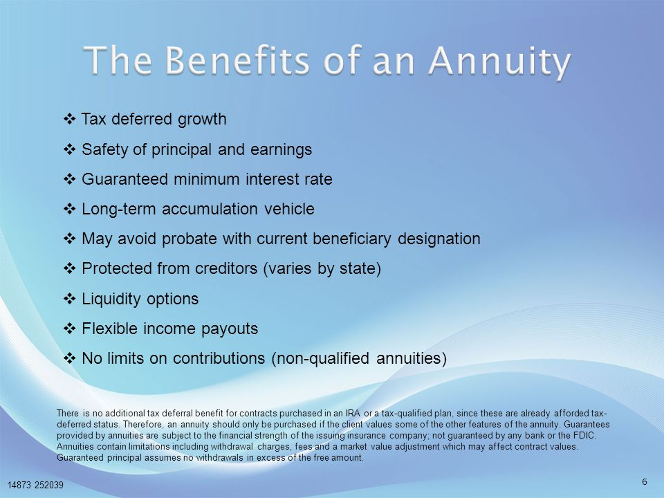 14873 252039 7 Ways that Your Annuity Value Can Grow