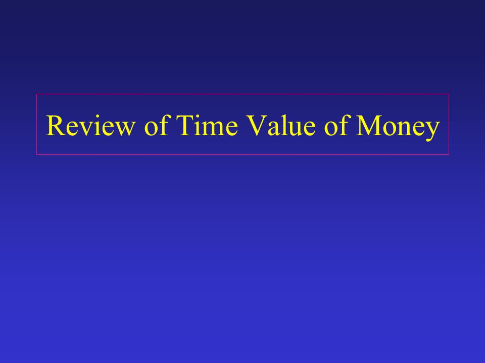 FUTURE VALUE Fv = P V ( 1 + r) t FUTURE VALUE OF A SUM F v INVESTED TODAY AT A RATE r FOR A PERIOD t :