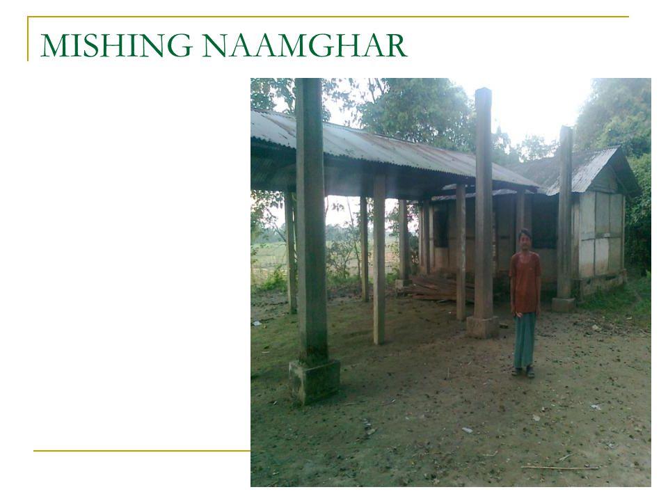 15 MISHING NAAMGHAR