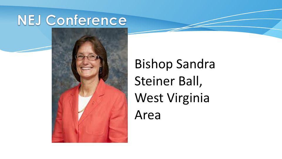 Bishop Sandra Steiner Ball, West Virginia Area