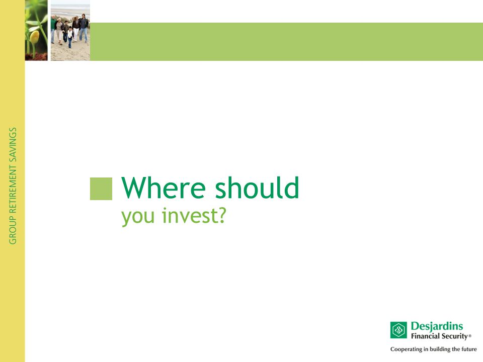 Where should you invest?