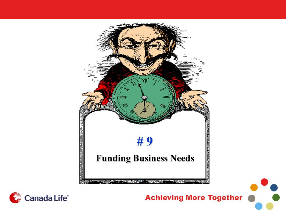 Achieving More Together # 2 Funding Estate Taxes