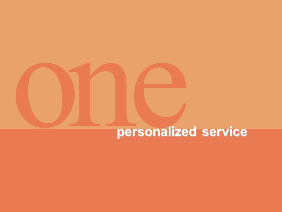 Personalized service feature one › Educate people on charitable giving vehicles › Customize giving approaches to match personal interests and tax planning needs › Facilitate complex forms of giving › Share knowledge on community needs › Grantmaking expertise and administrative services › Help people create personal legacies via named funds › Offer involvement in recommending uses of a gift › Provide the option to give anonymously Creating solutions that fit every situation