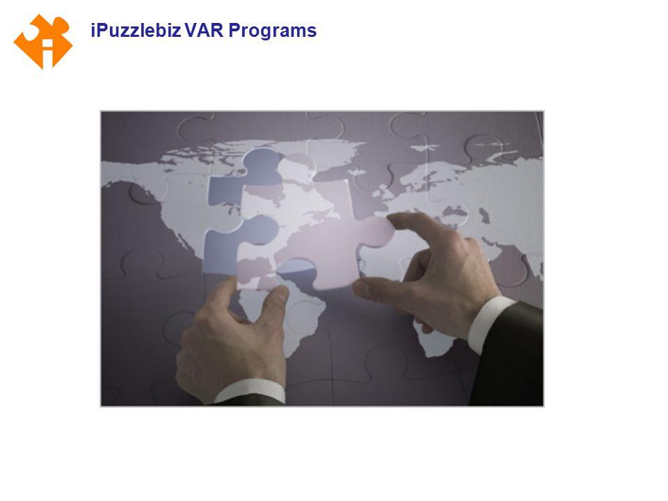 iPuzzlebiz VAR Programs