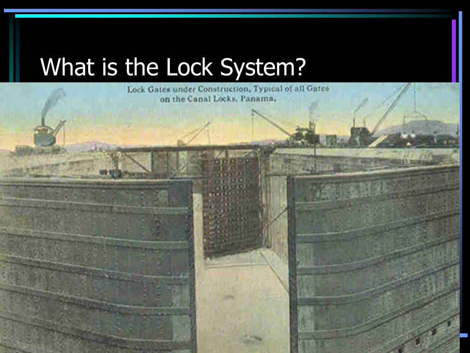 What is the Lock System