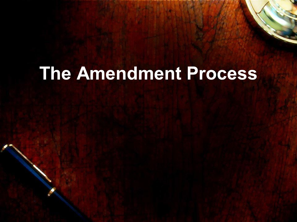 Our Constitution is also known as the Supreme Law of Land –Supremacy Clause of the Constitution It is also seen as a flexible or living document –WHAT DOES THAT MEAN?