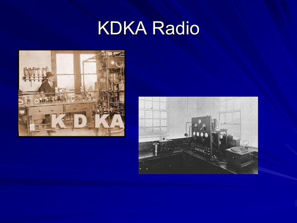 KDKA Radio