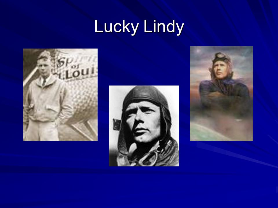 Lucky Lindy