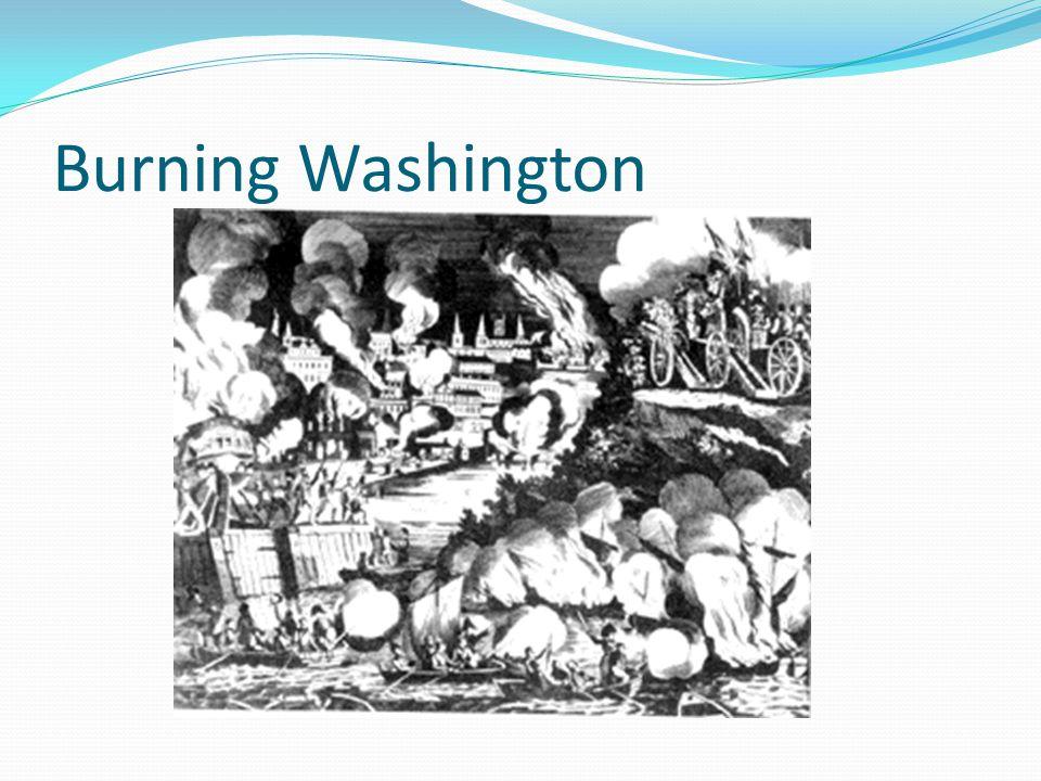 Burning Washington