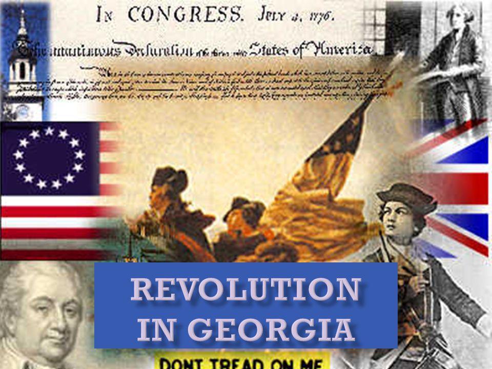 Settlers began to Migrate to Georgia.New Boundaries Helped Georgia to Grow.