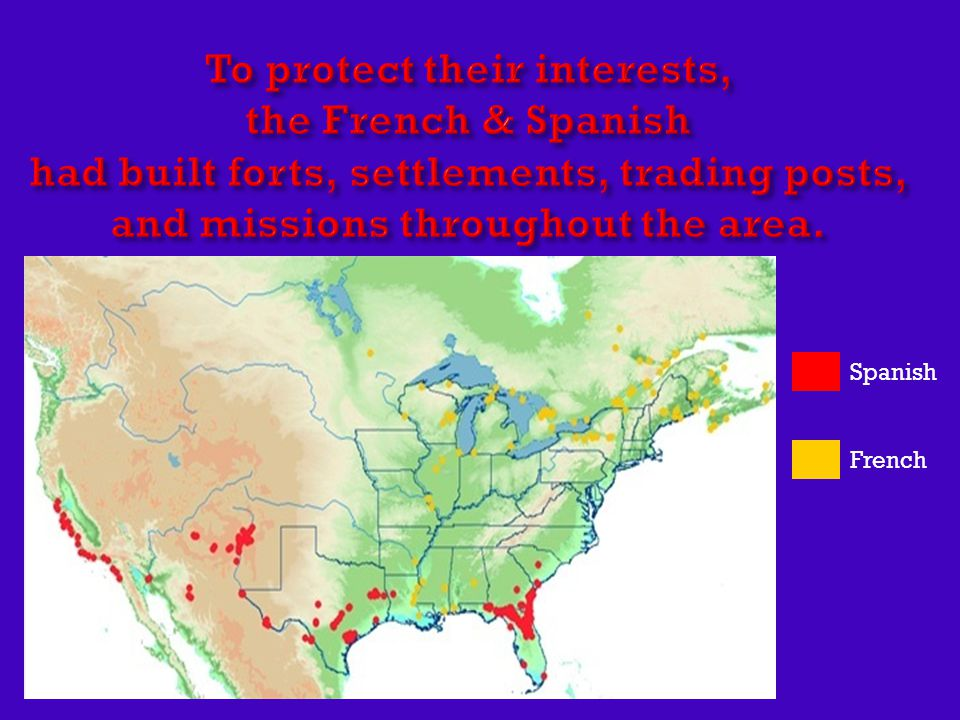 Spanish French