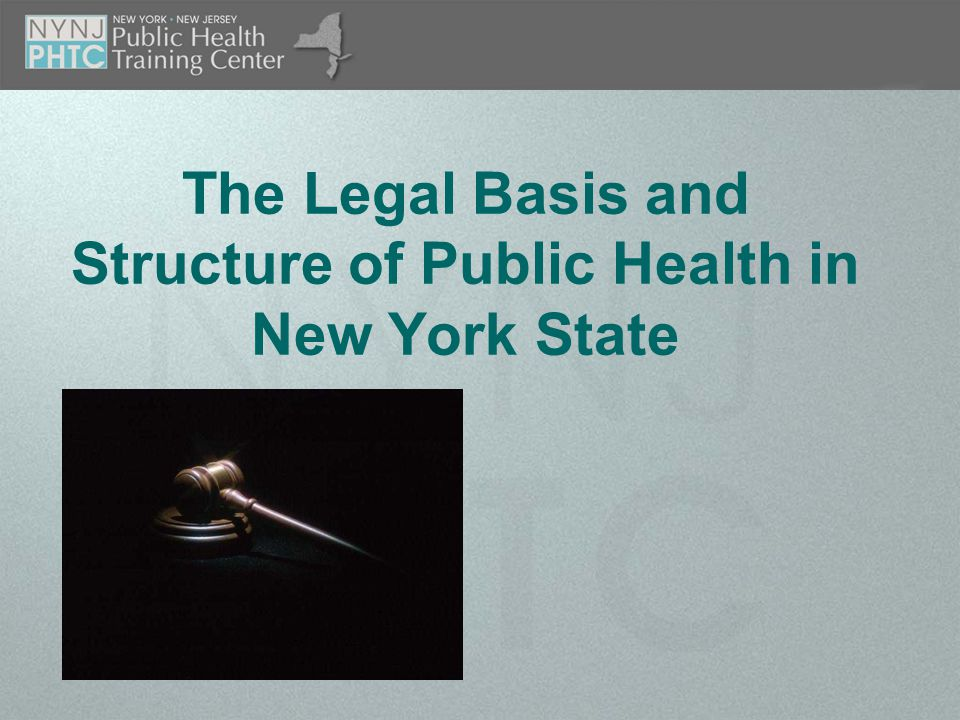 2 of 31 Structure of Public Health in New York State State Oversees and coordinates public health statewide Local Authority within geographical jurisdiction City/town/village County/Part-county Consolidated