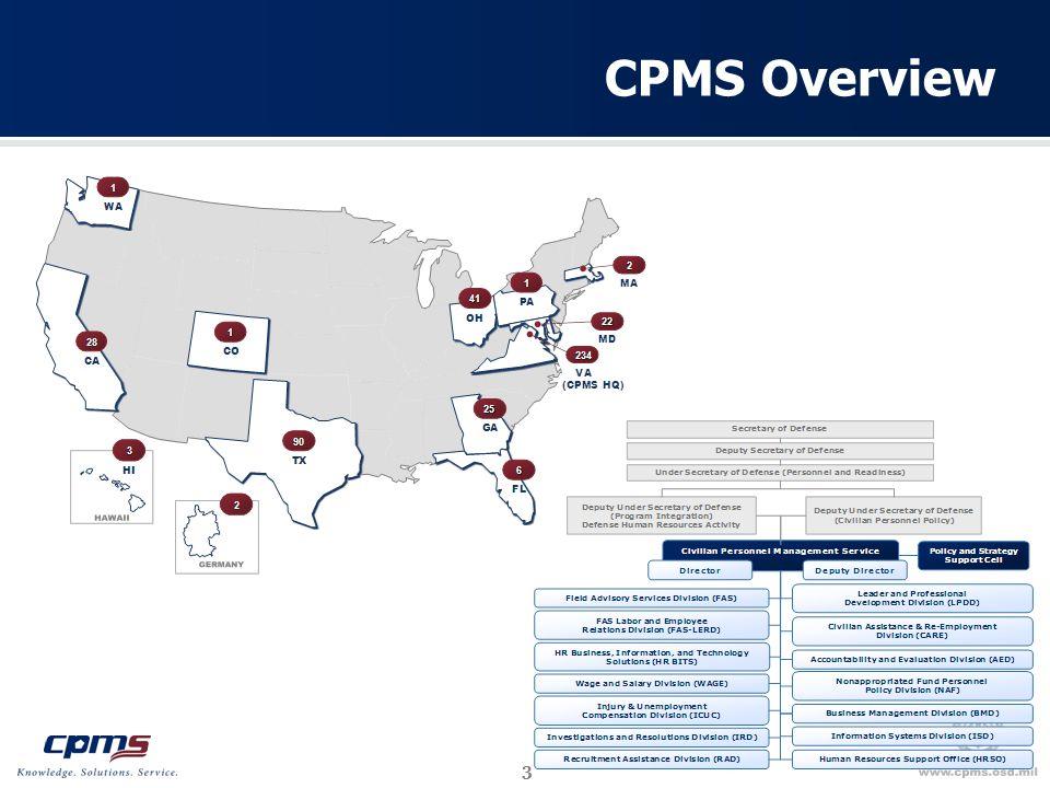 4 CPMS Mission, Vision, Values