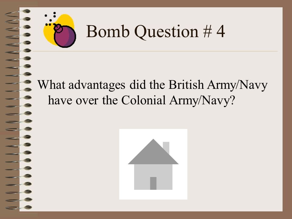 Bomb Question # 3 Describe some of the actions Colonists took to show their displeasure for British policies.