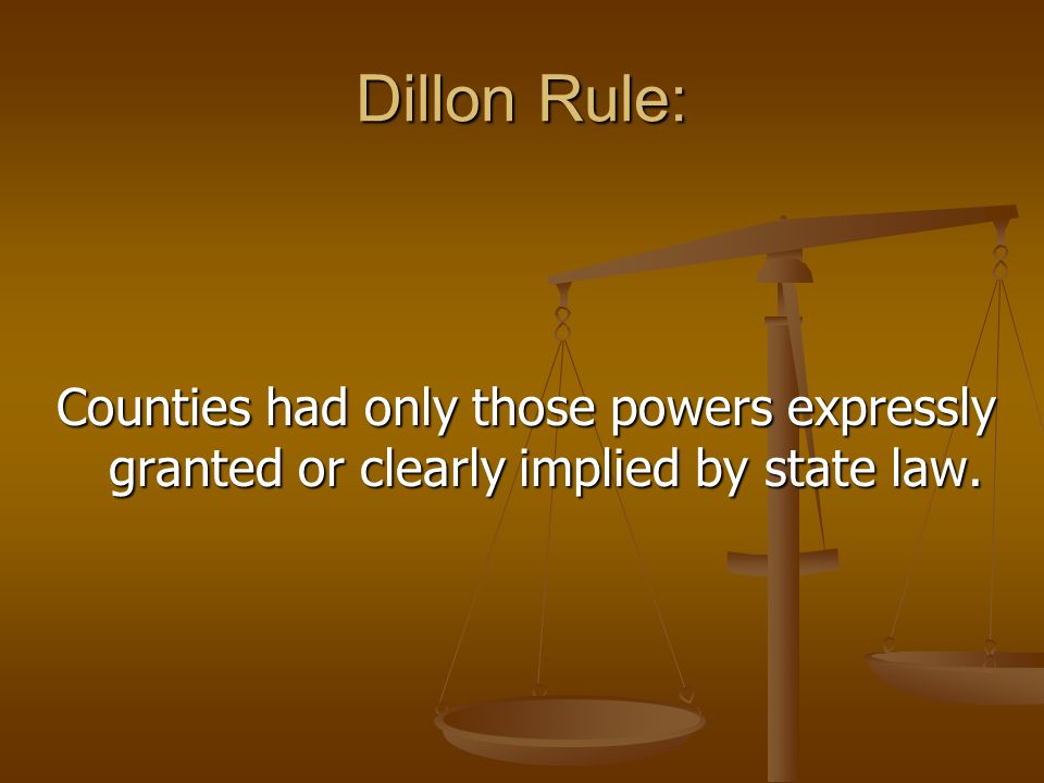 County Home Rule was approved by the people of Iowa on November 7, 1978.
