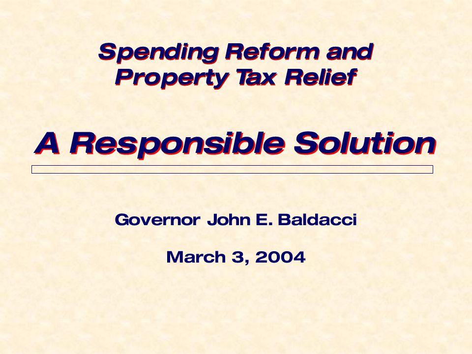 Governor John E.