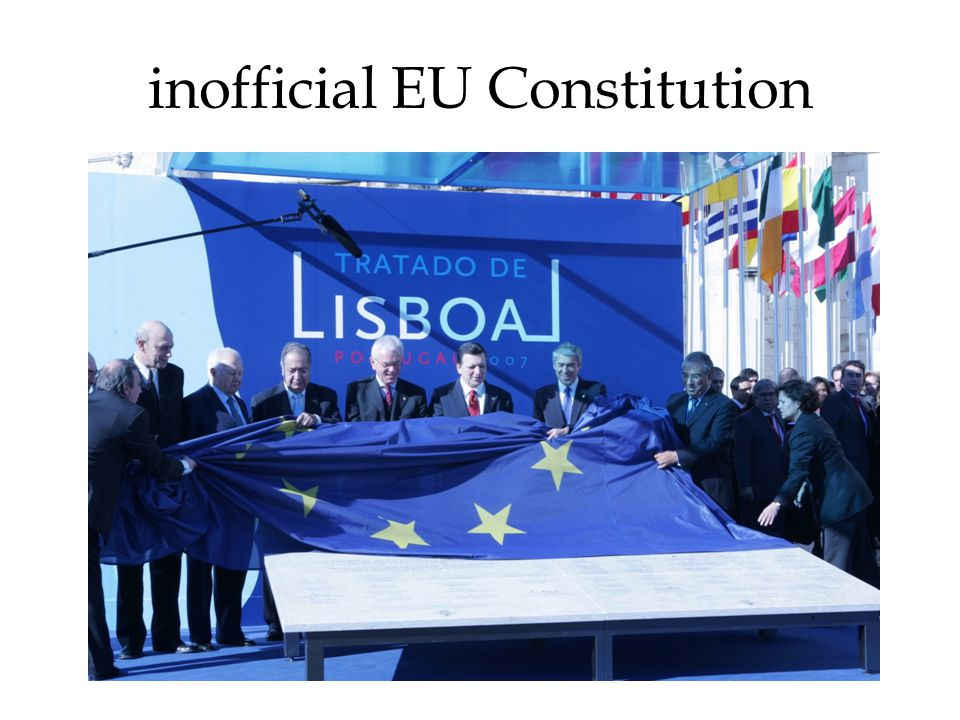 inofficial EU Constitution