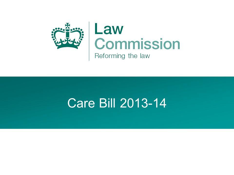 Care Bill 2013-14